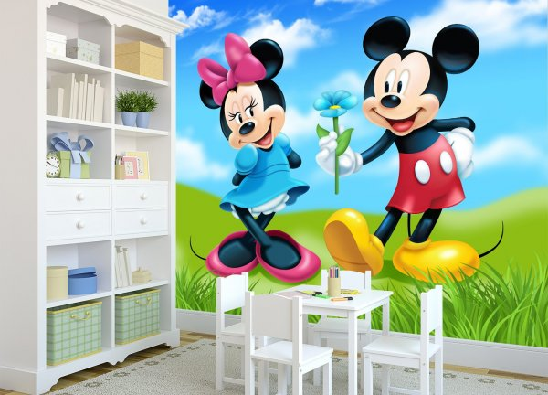 Childrens Wallpaper Wall Murals
