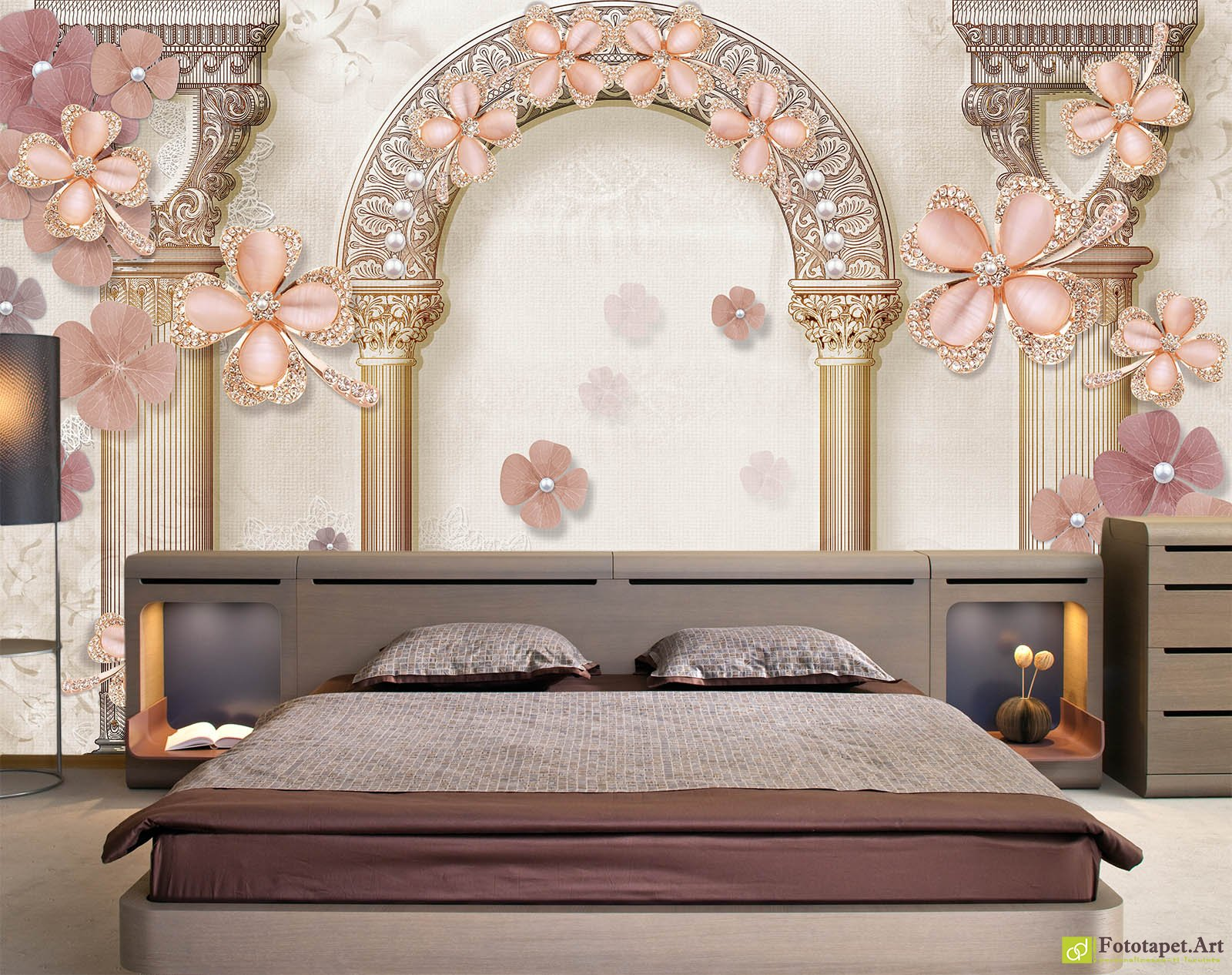 printing for bedroom mountains england wall murals mural cwm lovely services of decor colorful